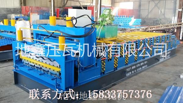 供应840/900型压瓦机 双层压瓦机全自动型压瓦机