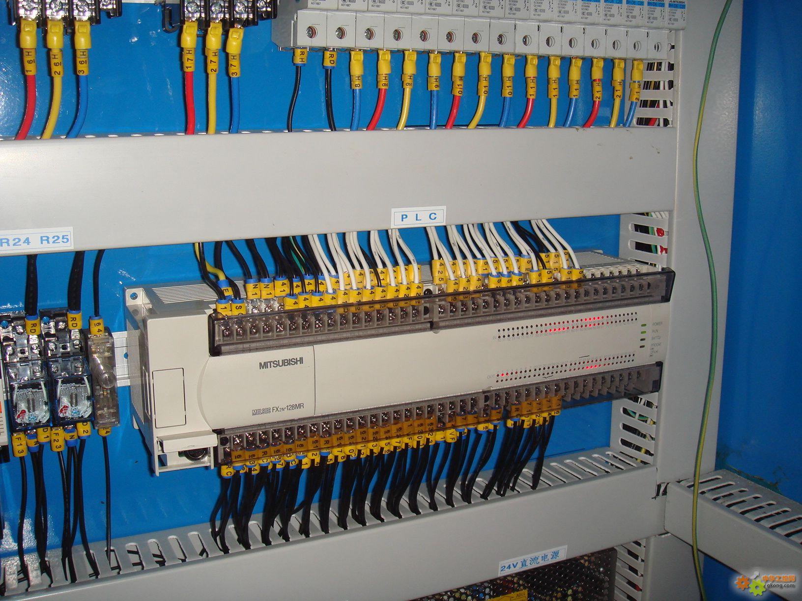 承接电气柜代接线plc编程报价