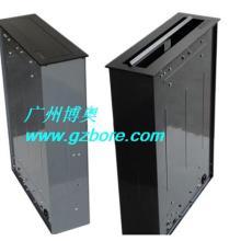 供应广州电动液晶屏升降器生产厂家 多媒体会议桌电动液晶屏升降器