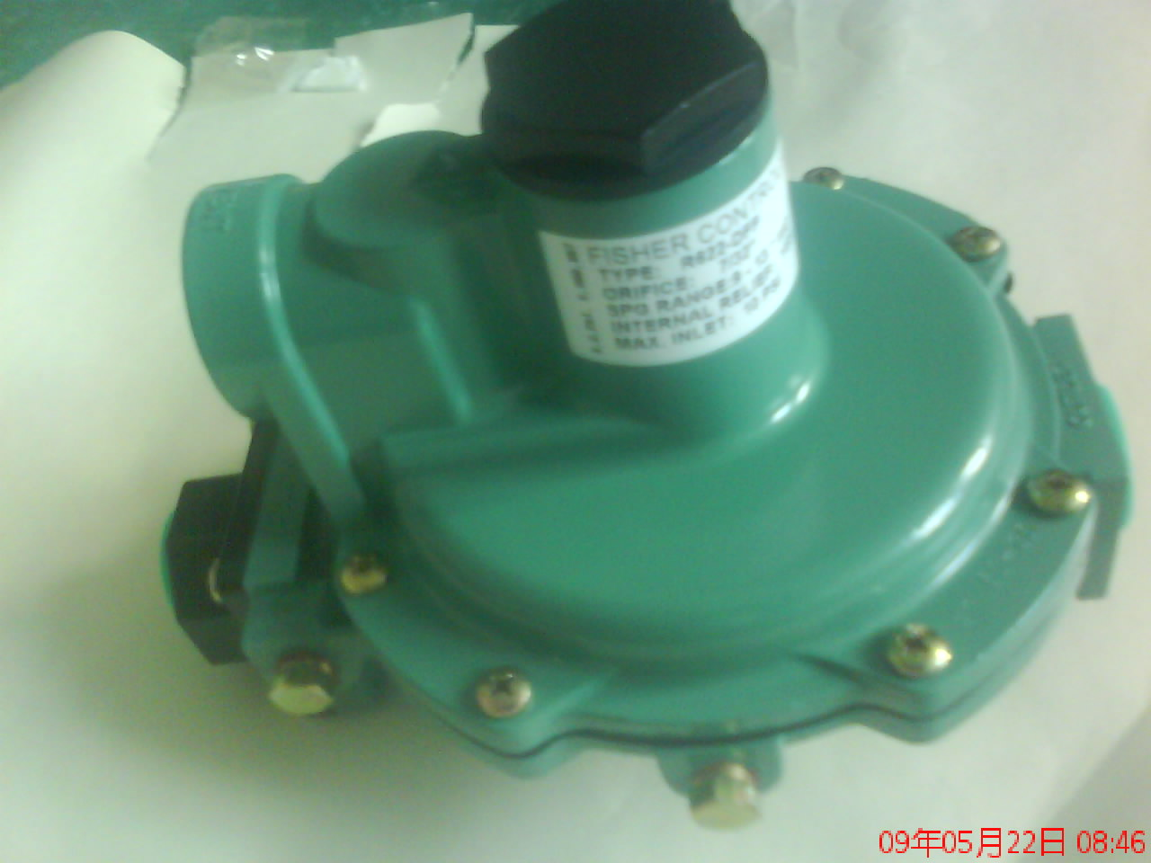 供应用于调压的0、Fisher 3582i电气
