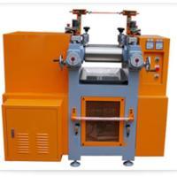 电加热二锟炼塑机