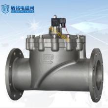湖南长沙DN150不锈钢大口径电磁阀水、气、油用电磁阀图片