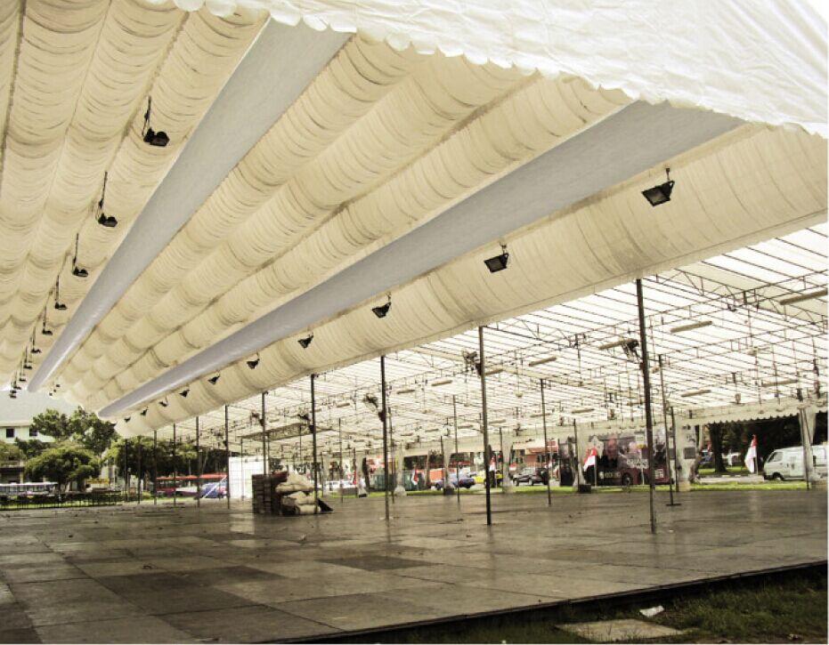 厂房暖通空调布风管图片/厂房暖通空调布风管样板图 (2)
