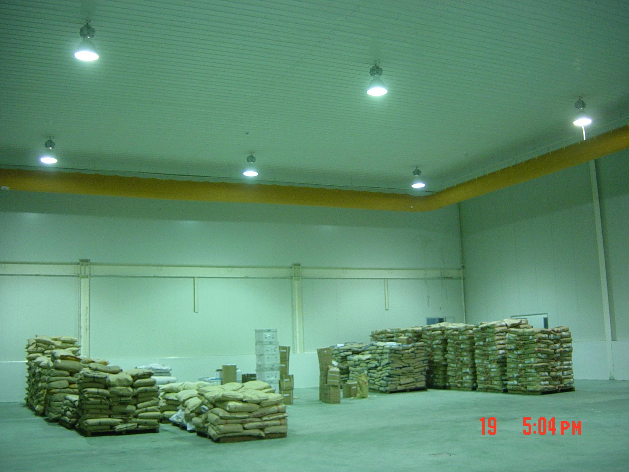 厂房暖通空调布风管图片/厂房暖通空调布风管样板图 (1)