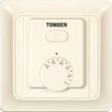 汤姆森电地暖开关的TM807电子式旋钮型温控器