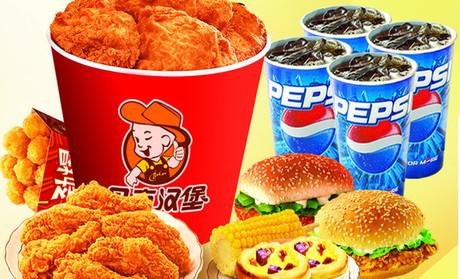 美式快餐贝克汉堡店加盟价格