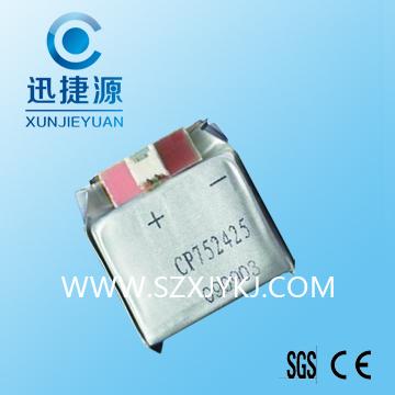 供应CP752425 智能卡电池