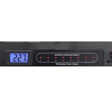 供应河南迅控电源时序器SV-P802  会议专用电源时序器  迅控智能会议控制专家图片