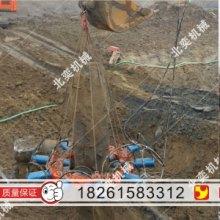 供應建筑樁破樁機 建筑樁基破樁機 截樁頭設備 破除水泥樁頭的工具 快速破除預制樁頭的方法 液壓破樁機圖片