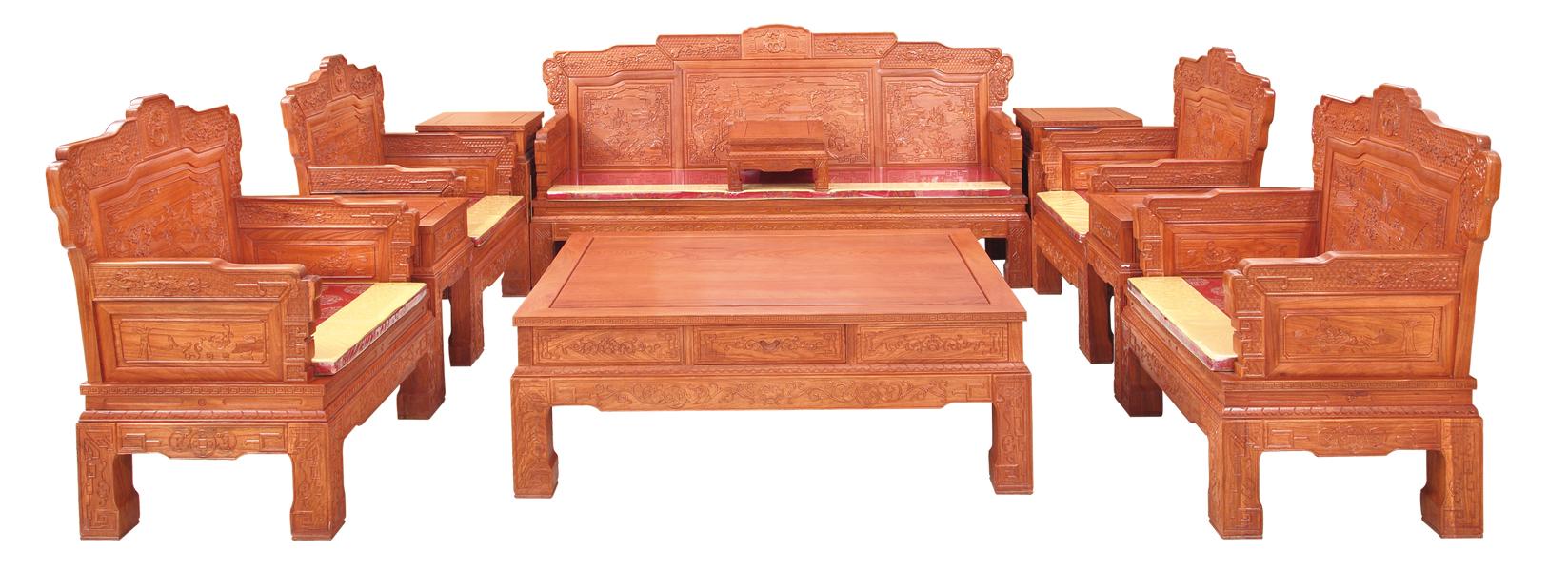 广西红木家具厂厂家