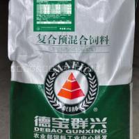 北京德宝群兴4%小猪复合预混料