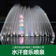 水汗音乐喷泉图片