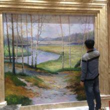 供应用于服务的衡阳墙绘 彩绘 手绘墙 壁画