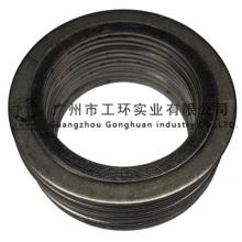 工环带外环型金属缠绕垫片产品工作参数范围批发