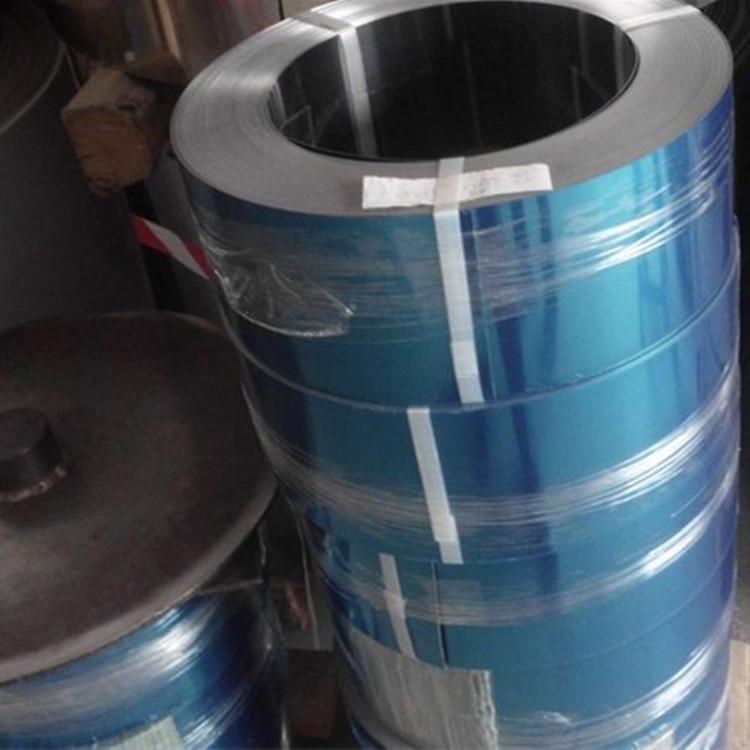 供应用于电子电器 弹性发条 汽车膨胀阀膜的厂家直销201、304不锈钢带