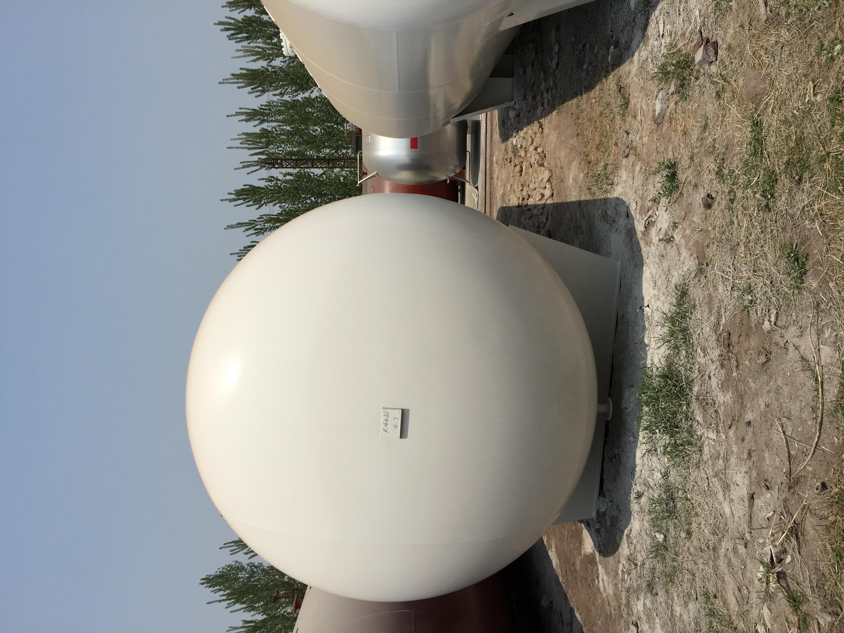 供应云南脱硝液氨储罐  LNG撬装站