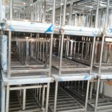 不锈钢组装平板工作台打荷 操作台