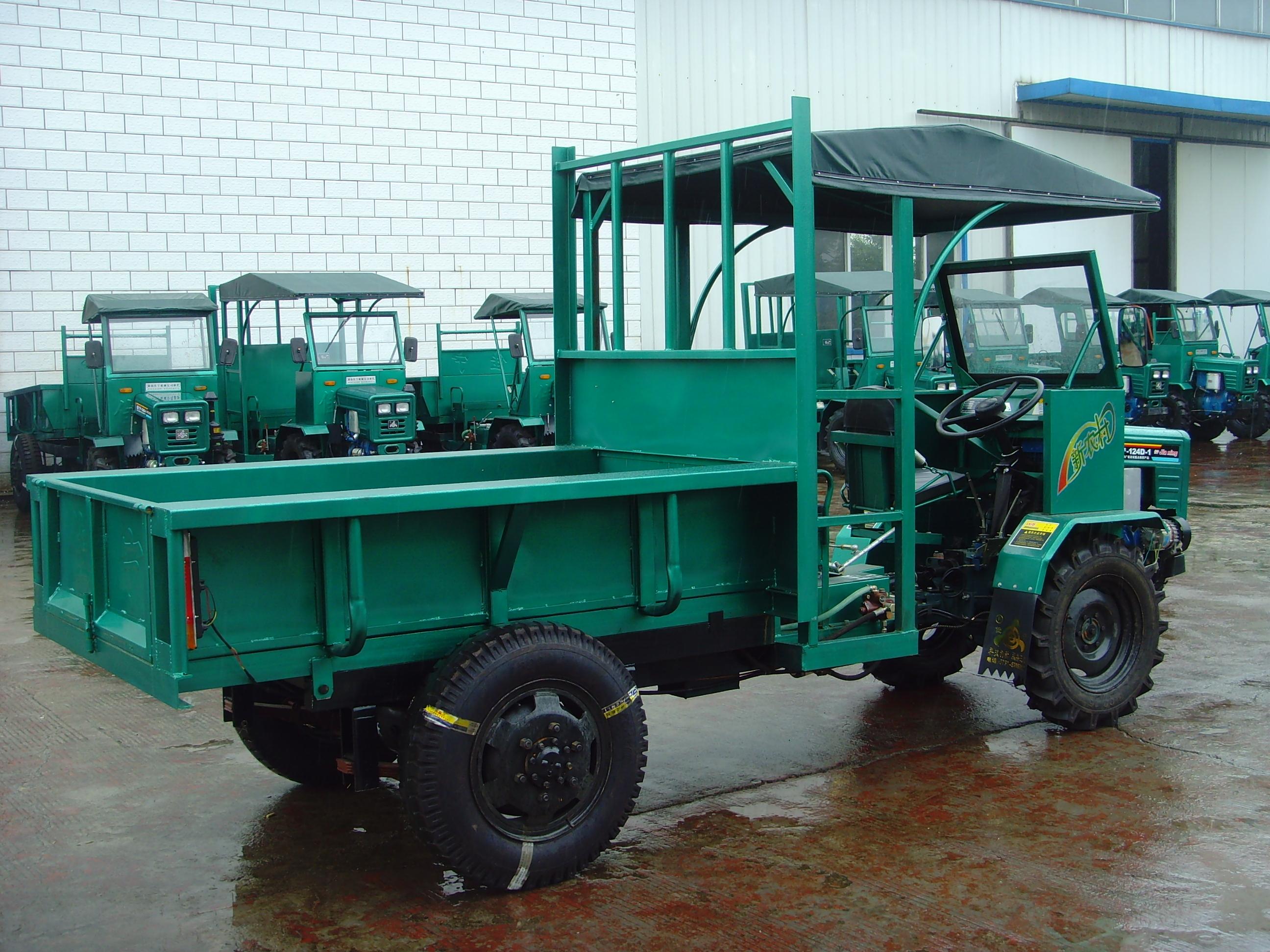 直销湖南jn184dyzl盘式拖拉机小型四驱爬山拖拉机质量保证图片大全图片