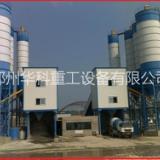 供应搅拌站 内蒙2HZS50搅拌站 呼和浩特连体混凝土搅拌站供应商