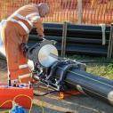 长期销售日照-威海PE给水管材图片
