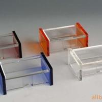 压克力名片盒,有机玻璃名片盒