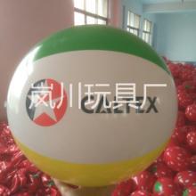 供应厂家直销pvc充气球沙滩球批发