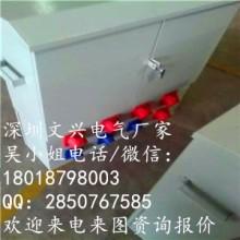 文兴供应深圳市照明箱厂家 一级成套配电箱 高低压成套配电箱 电箱厂家图片