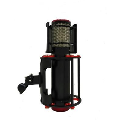 专业录音话筒 大震膜电容麦克风图片/专业录音话筒 大震膜电容麦克风样板图 (3)