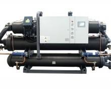供应水冷式螺杆冷冻机