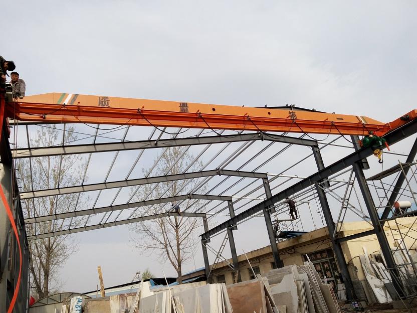 供应用于装卸的10吨单梁行吊,10吨单梁起重机,10吨单梁天车