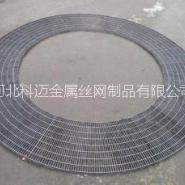 供应大跨度平台钢格板热镀锌钢格板图片