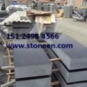 厂家直销蒙古黑石材墓碑图片