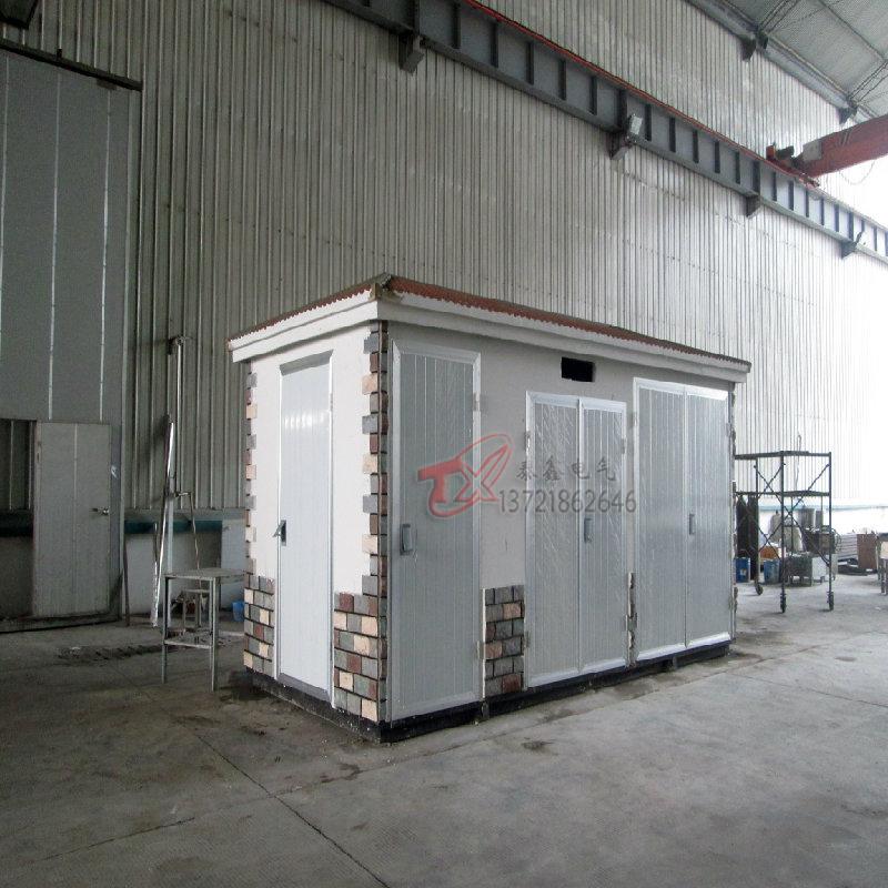 供应兰州预装式变电站,甘肃630kva箱式变电站厂家图片