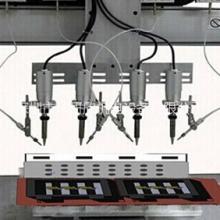 四轴双滑台自动焊锡机接线板焊接机江苏常州LED灯条焊锡机厂家批发