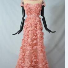 婚纱礼服激光切花激光镂空