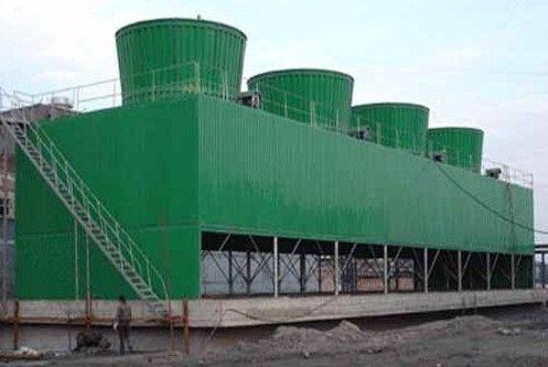 蒸发散热降温装置水循环系统玻璃钢工业冷却塔厂家直销 凉水塔厂家