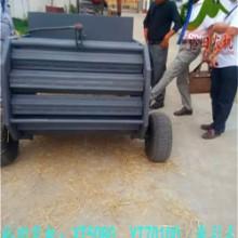 柴进YT70100稻草打捆机链轮传动机构自动捡拾下料批发