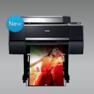 爱普生P6080大幅面喷墨打印机图片