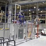 供应新国标电梯厅门机器人装配装箱生产