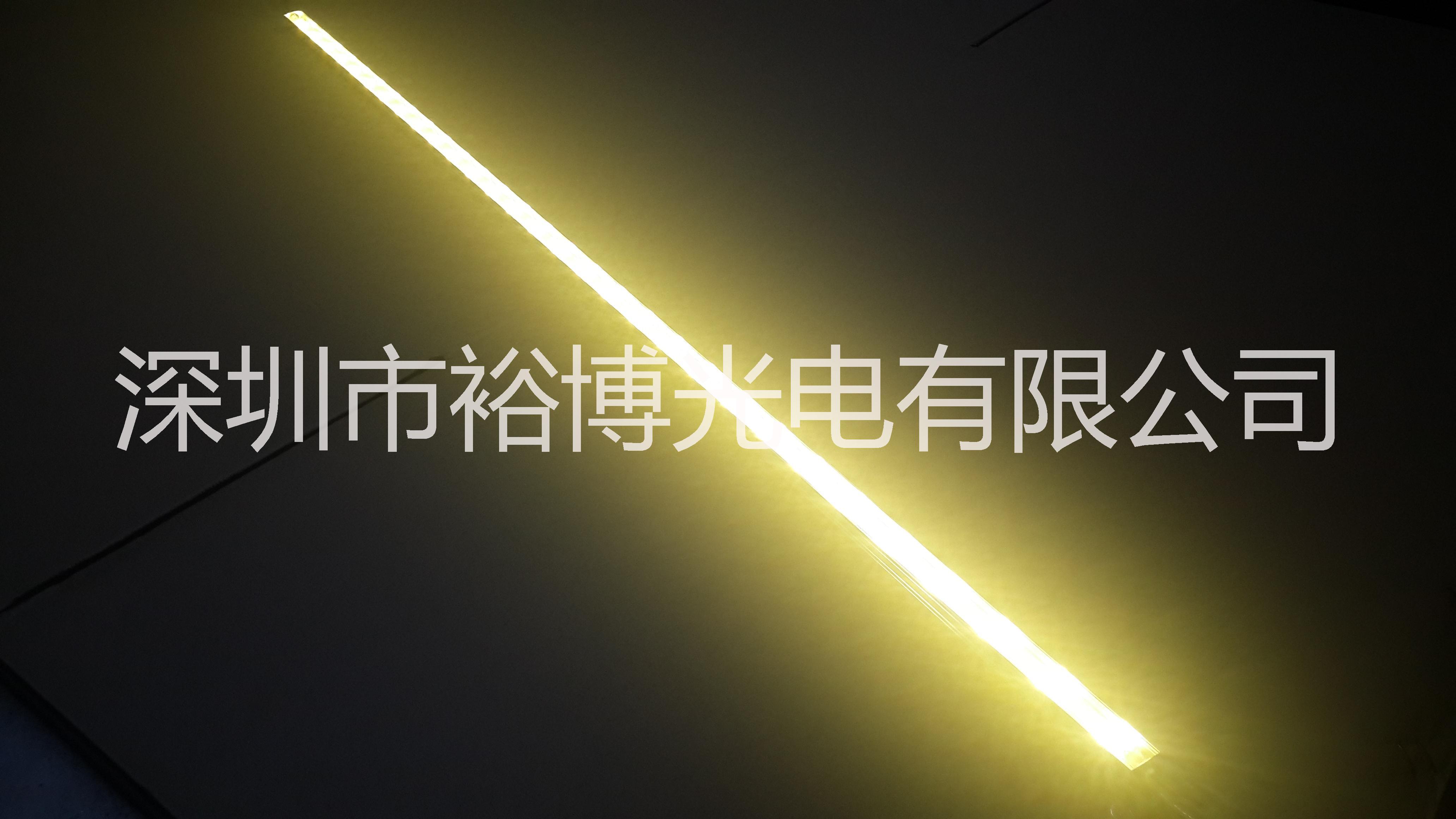 供应LED单色一米30灯led硬灯条 12V供电 质保3年 裕博光电
