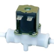 供应净水器2分口快接24V进水阀电磁阀RO反渗透纯水机配件厂家直供批发