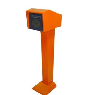 厂家直销智能道闸票箱停车场设备图片