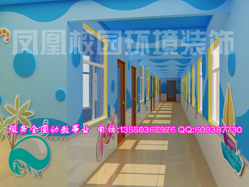 供应用于彩绘颜料的幼儿园走廊楼梯壁画价格_幼儿园