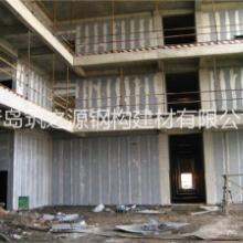 供应用于车间|楼房|商场的青岛加气轻质隔墙板厂家销售批发