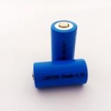 供应17335圆柱锂离子电池,深圳17335锂电池厂家直销,123A锂电池大量批发