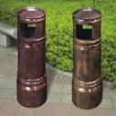 广东广场创意垃圾桶,万科创意垃圾桶厂家,垃圾桶设计,分类垃圾桶