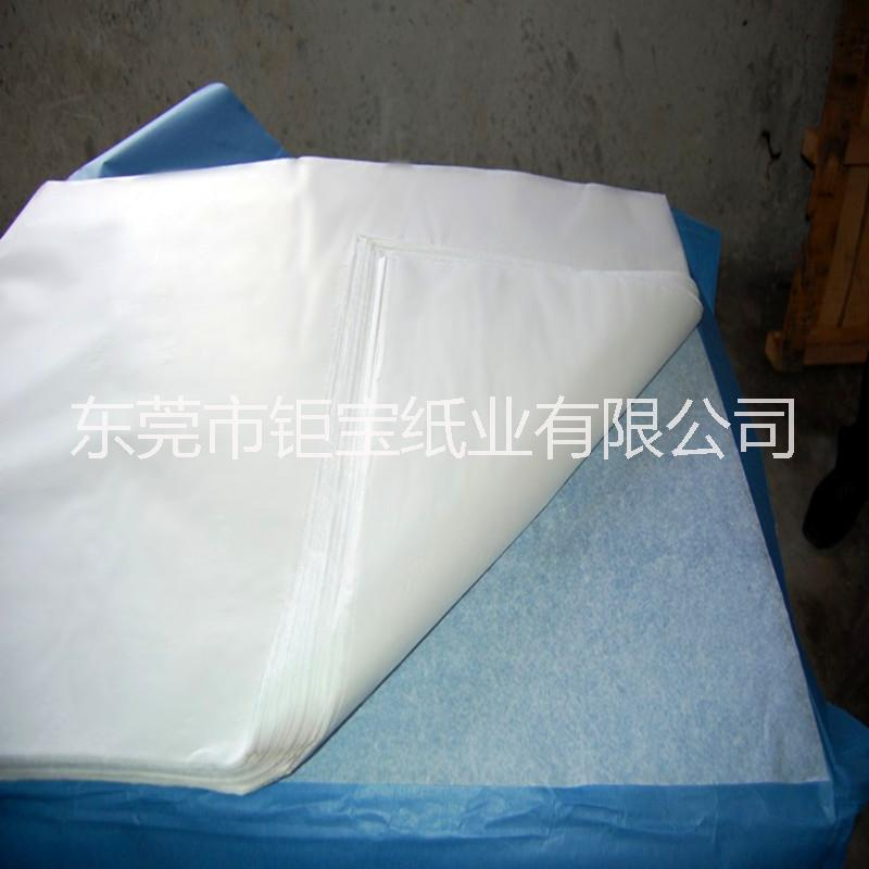 供应用于包装的17克双面拷贝纸 服装包装防潮纸 雪梨纸厂家直销