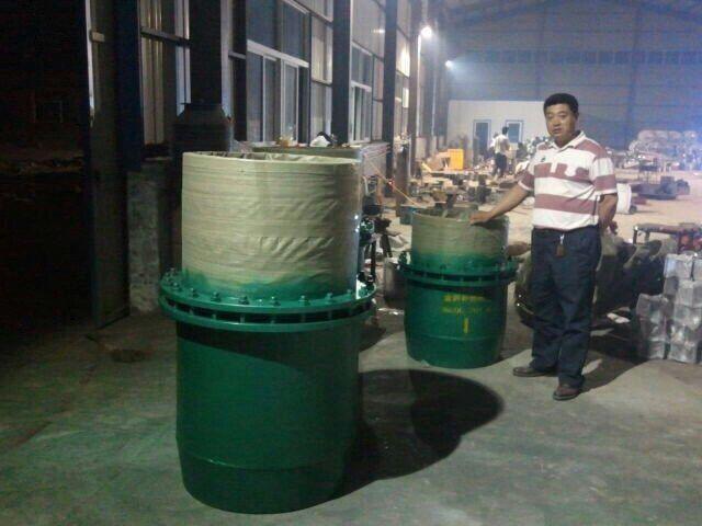 供应用于焊接型的套筒补偿器DN200PN2.5 旋转裕兴器 补偿器计算 蒸汽管道耐腐蚀补偿器价格