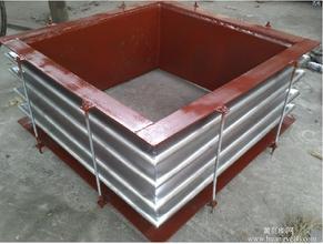 供应用于电力管道用的方形补偿器500*500 25公斤压力不锈钢方形补偿器价格
