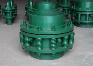 旋转补偿器DN100PN2.5图片